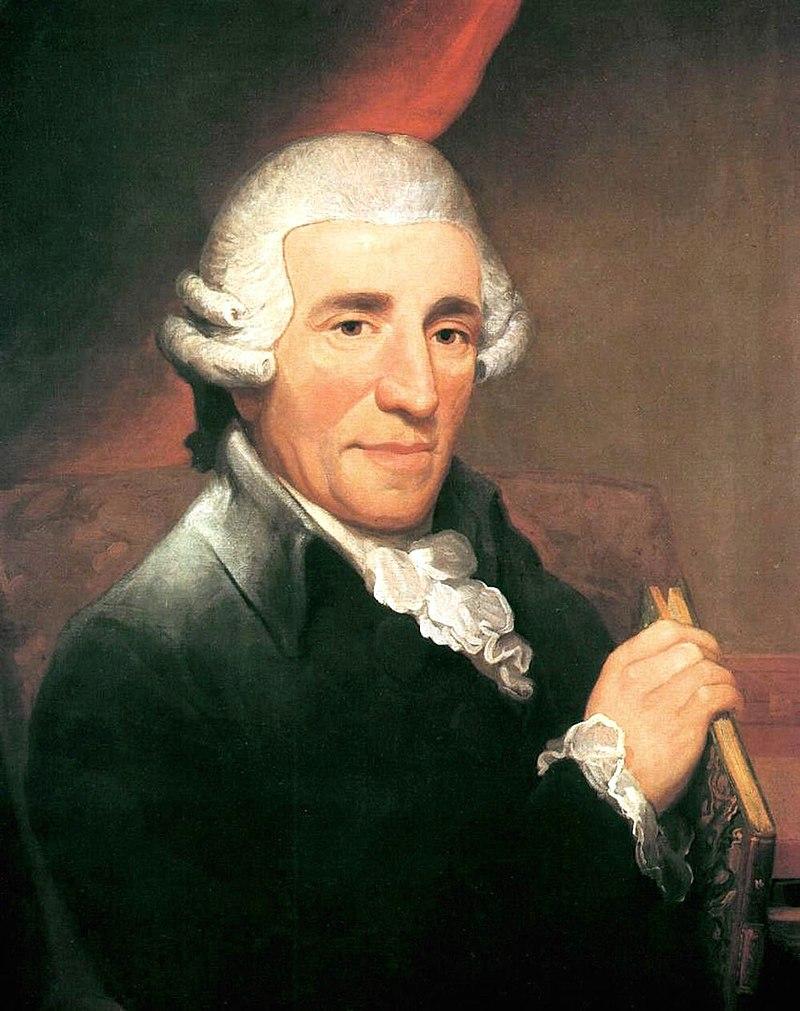 Joseph Haydn (1732-1809), partimento composer.