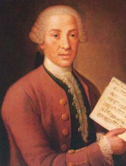 Francesco Durante (1684-1755) student of Alessandro Scarlatti and teacher of Francesco Durante. One of the great Neapolitan master teachers.