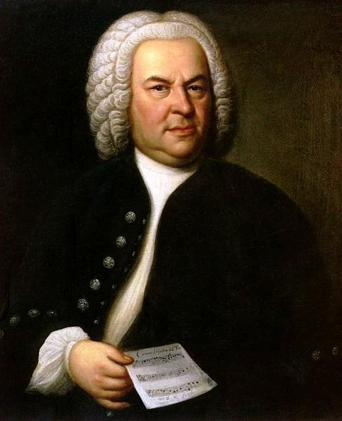JS Bach (1685-1750), partimento composer.