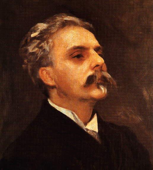 Gabriel Fauré (1845-1924), partimento composer.
